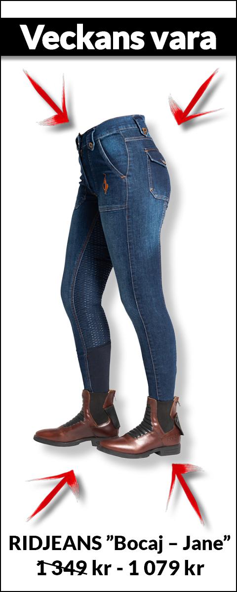 Veckans vara Banner Bocaj Jeans